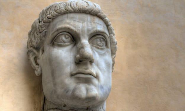 Constantine I, Emperor of Rome