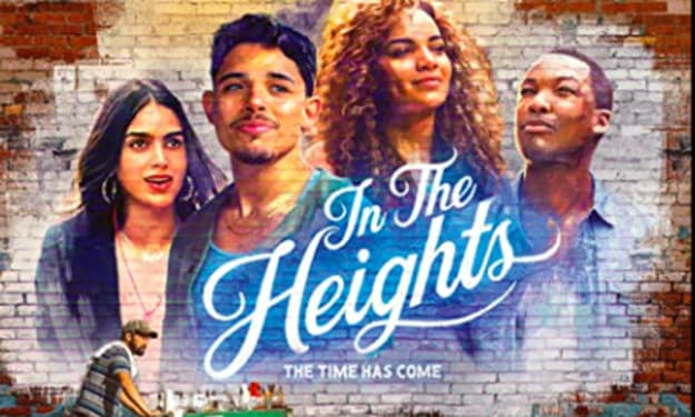 Review of In the Heights