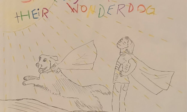 SHELBY AND tHEiR WONDERDOG