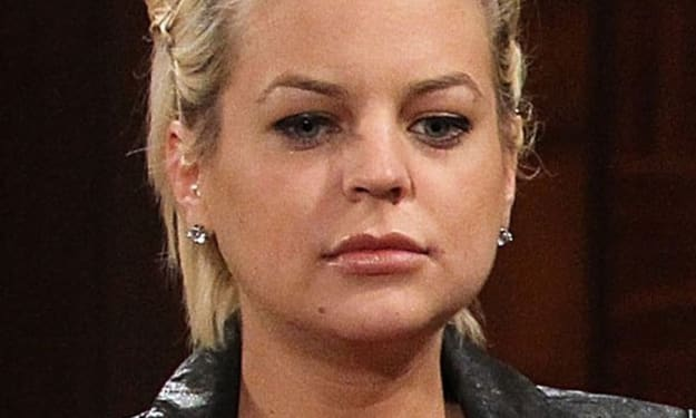 Kirsten Storms is off for an indefinite about of time from 'General Hospital'
