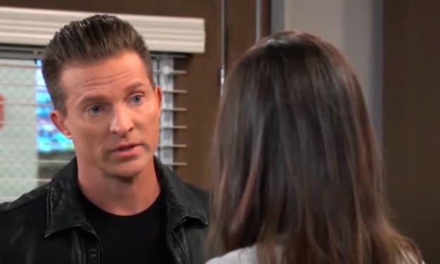 Anna and Jason help Finn and Liz on  GENERAL HOSPITAL