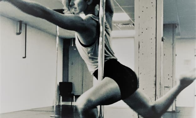 Inner Monologue of a Pole Dance Instructor