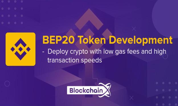 Best Bep20 Token Development Company