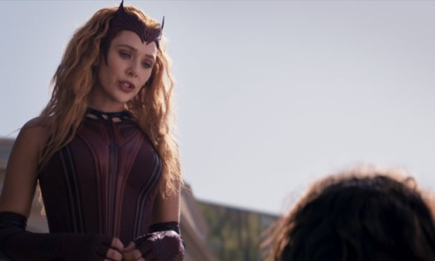 Crossing The Threshold: Fans Have Noticed An Interesting Detail Potentially Linking The 'Loki' And 'WandaVision' Finales