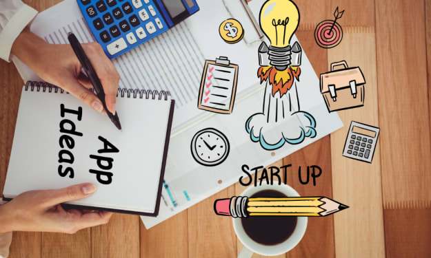 Top 6 App Ideas for Your Startup