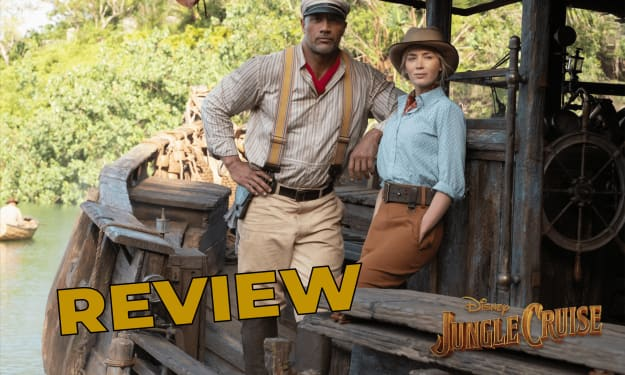 'Jungle Cruise' Review-A Swashbuckling Pleasure