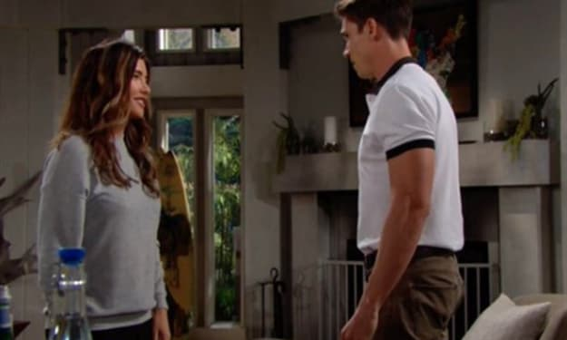 'THE BOLD AND THE BEAUTIFUL' may be setting Steffy up to get back with Liam