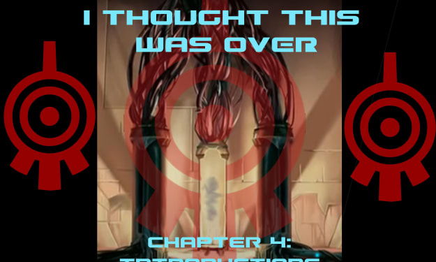 I Thought This was Over(Code Lyoko fanfic) Chapter 4: Introductions