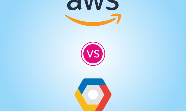 AWS VS Google Cloud 2021: Comparing the Two Cloud Giants?