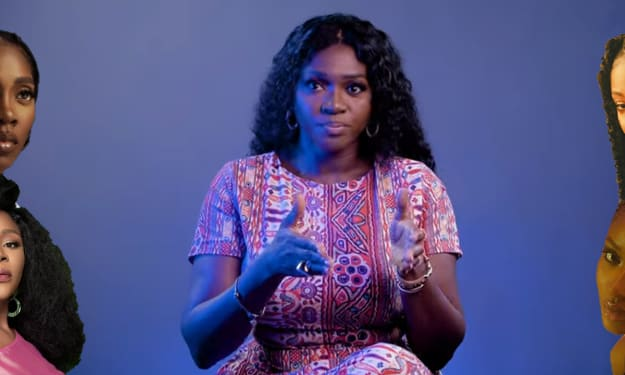 Waje gets real about how old generation is dealing with new generation of singers
