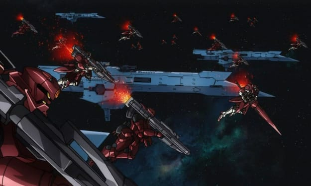 5 Anime That Were Influenced By 'Star Wars'