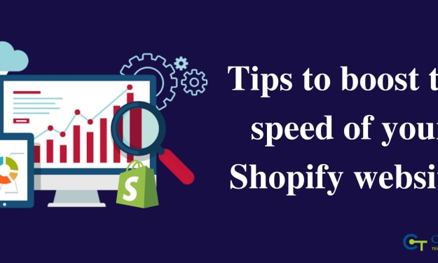 9 Tips To Boost The Speed Of Your Shopify Website.
