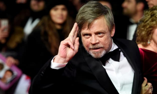 We Bet You Can't Name Every Mark Hamill Cameo In 'Star Wars' Since 2015