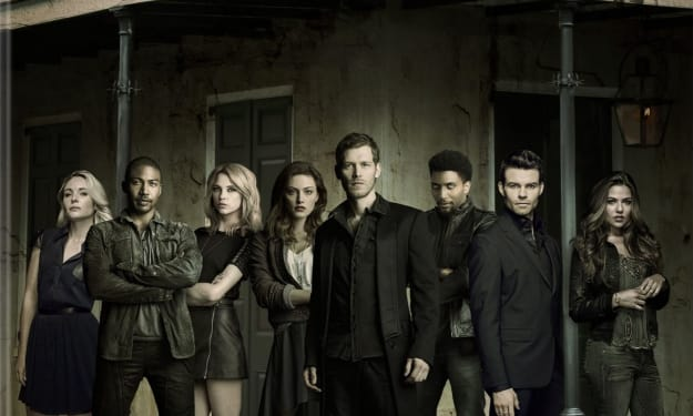 The Originals TV series 2013 ON THE CW