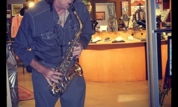 The Old Man's Jazzy Trip