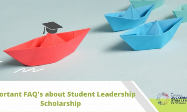 Everything you need to know about leadership scholarships