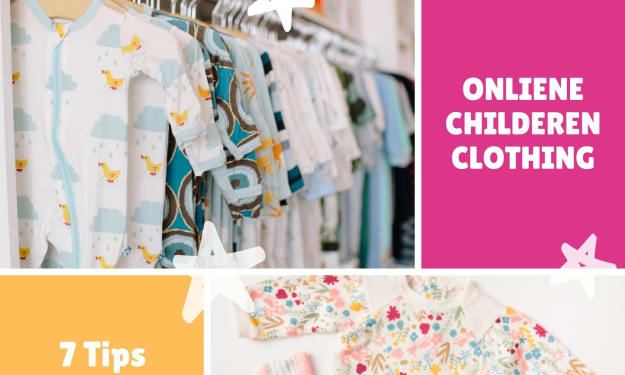 7 tips for trouble-free online shopping of children's clothes
