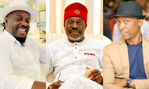 7 Nollywood Actors Who Don't Go By Their Real Names