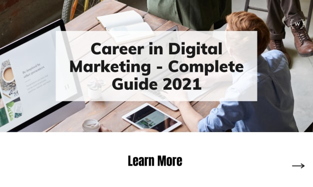 Career in Digital Marketing - Complete Guide 2021