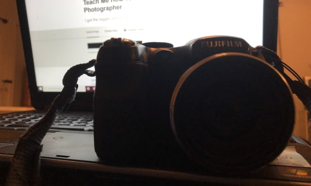 How A Photography Class Didn't Teach Me How To Be A Photographer