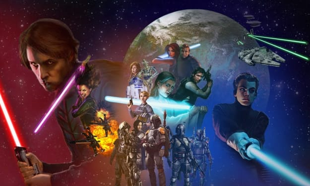 Top 5 Secondary Characters Who Are Big In The Expanded Universe
