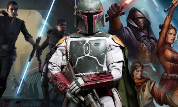 Planned 'Star Wars' Movies We'll Never Get To See
