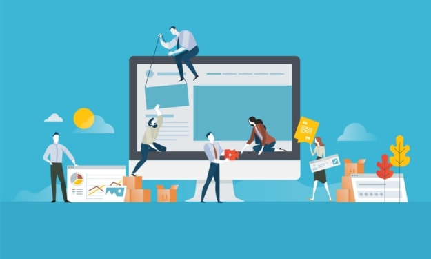 Grow Your Business By Developing Business Website Today