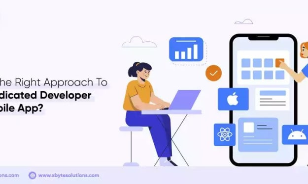 What Is The Right Approach To Hire a Dedicated Developer for a Mobile App?
