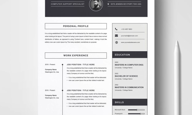 Computer Support Specialist Resume
