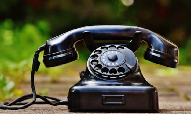 Capitol Hill's Telephonic Revolution