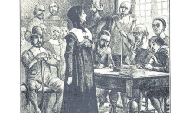 Cancel Culture began in 1620