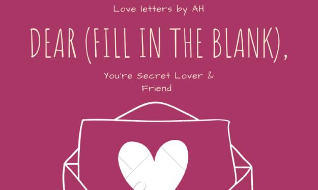 #LoveLettersByAH