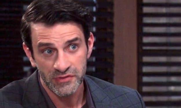 Joey Novak is big trouble on 'GENERAL HOSPITAL'