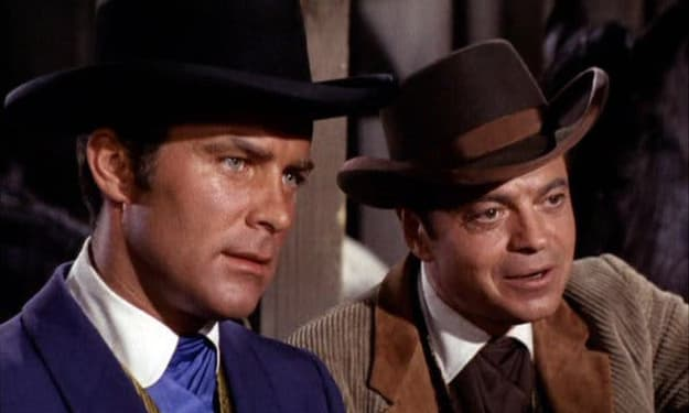 The Wild Wild West is a television classic