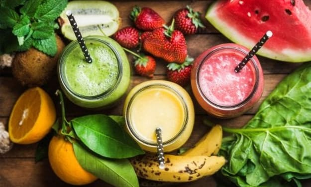The Smoothie Diet: 21 Day Smoothie Diet Weight Loss Program! Does it work?