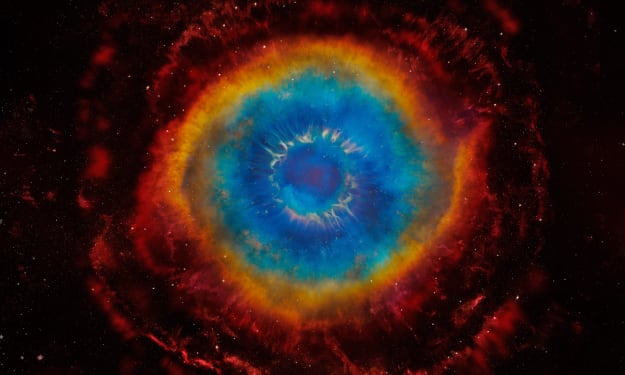 Cosmic Sex,