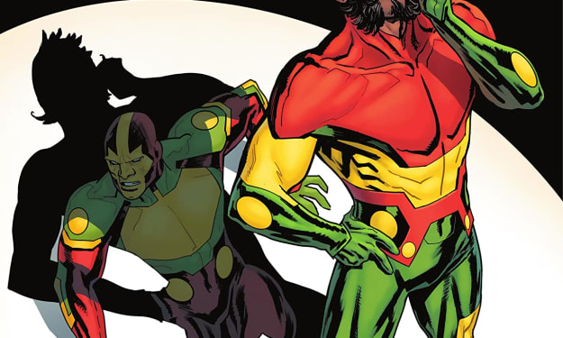 Mister Miracle: The Source of Freedom #3