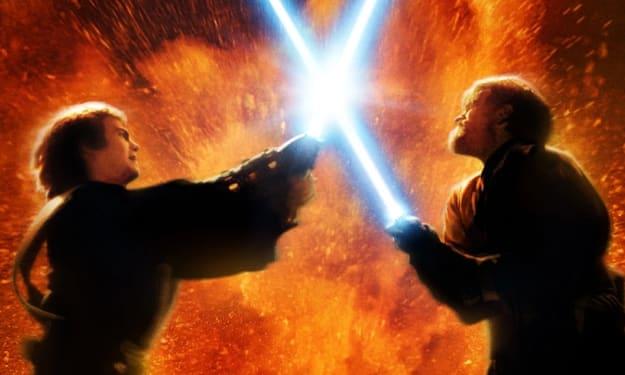 'Star Wars' Theory: What If Anakin Defeated Obi-Wan On Mustafar?