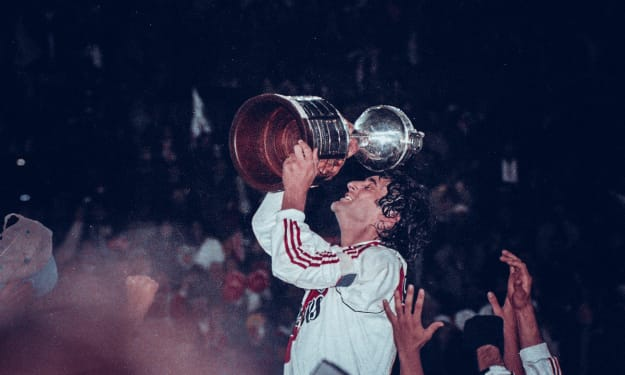 """""""It's not about football — you simply have to be a good person"""" The idol of idols — Enzo Francescoli"""