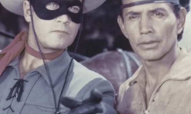 Tonto was so much more than the Lone Ranger's sidekick