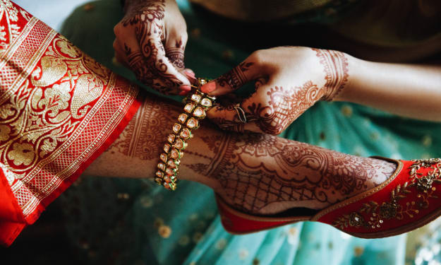 Dulhan Payal Designs: The Amazing Accessory for an Indian Bride