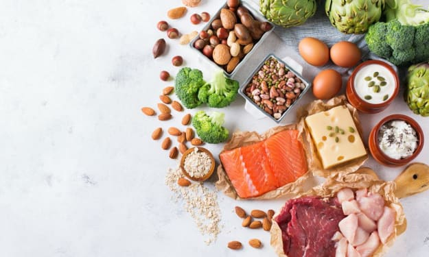 Quality Protein Food Consumption – A much needed focus for better health