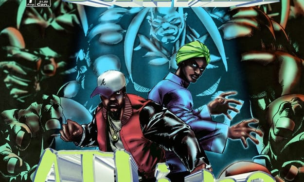 ATLiens Touched Down 25 YearsAgo