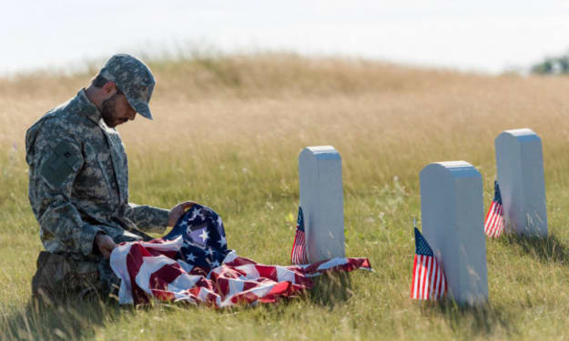 Parasites. Politicians.  Soldiers.      Sacrifice