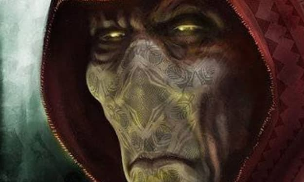 The Tragedy Of Darth Plagueis The Wise - A Sith Legend