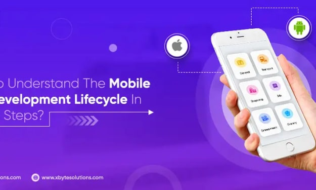 How To Understand The Mobile App Development Lifecycle In Simple Steps?