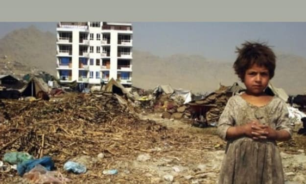 Afghanistan situation is becoming worse. We must help!