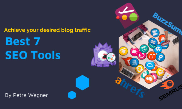 7 SEO tools to achieve your desired blog traffic