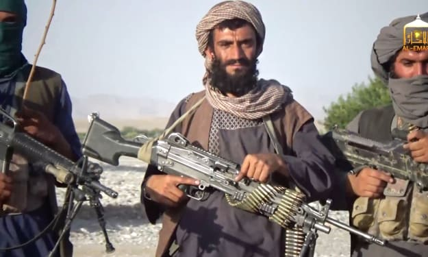 American Hubris: The Real Reason For The Afghan Debacle