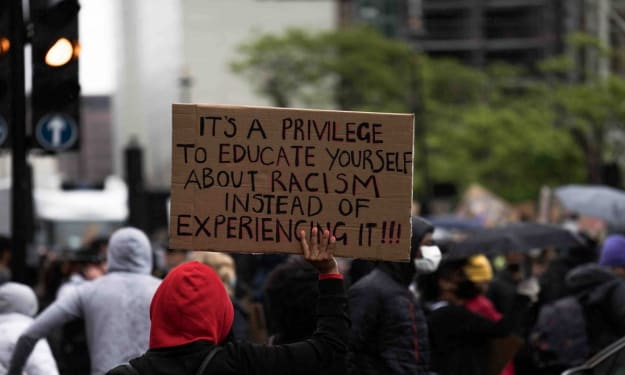 Racial Profiling: In Law Enforcement, Education, and Public Facilities